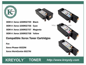 Cartouche de toner compatible Xerox Phaser 6022NI WorkCentre 6027NI