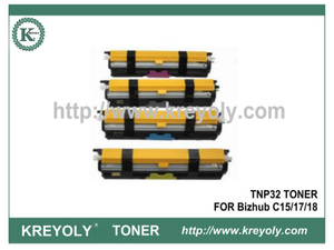 TNP32 TONER FOR Bizhub C15 / 17/18