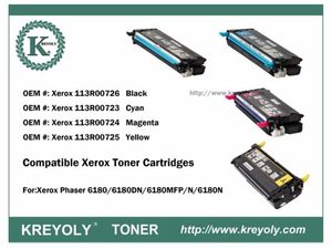 Toner compatible Xerox Phaser 6180