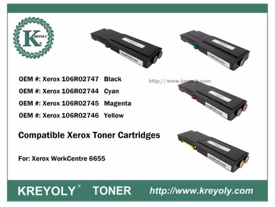 Toner compatible Xerox WorkCentre 6655