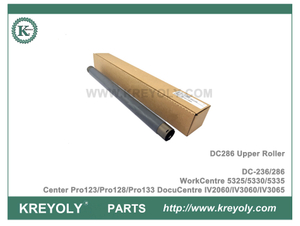 Xerox DC286 Roller Fuser Upper for WorkCentre 5325 5330 5335 Center Pro123 Pro128 Pro133 DocuCentre IV2060