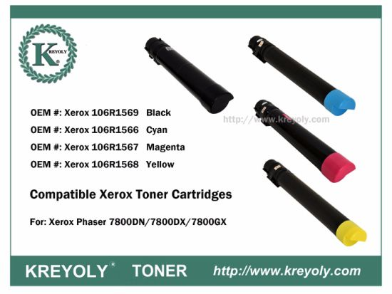 Toner compatible Xerox Phaser 7800DN / 7800DX / 7800GX