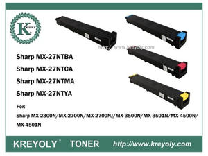 Toner MX-27 pour Sharp MX2300 / MX2700