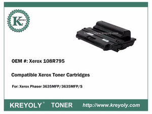Toner compatible Xerox Phaser 3635MFP / 3635MFP / S