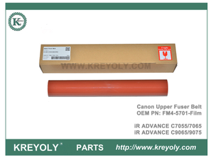 Compatible FM4-5701-Film Fuser Fixation Film Sleeve pour Canon IR Advance C7055 7065 9065 9075